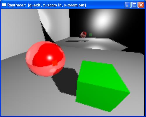 Realtime Raytracer
